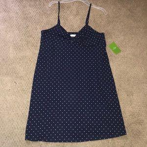 Kate Spade NWT polka dot dress/top